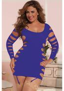 Flashy-dress-purple-x