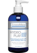 Titanmen Hydro Play Water Based...