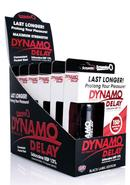 Dynamo Delay Spray Black Series Display 6 Each Per Pop Box