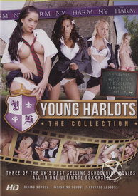 Young Harlot The Collection{3 Disc}