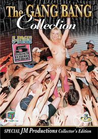 Gang Bang Collection {5 Disc Set}