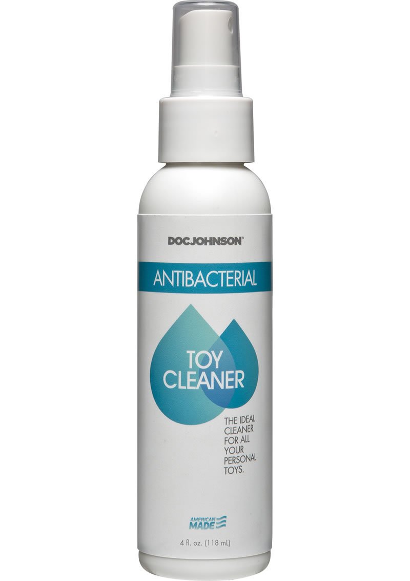 Toy Cleaner Anti Bacterial 4 Ounce